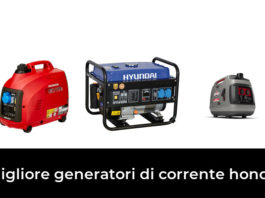 GENERATORE DI CORRENTE A DIESEL VINCO HP6700LN 5KW TRIFASE 10HP
