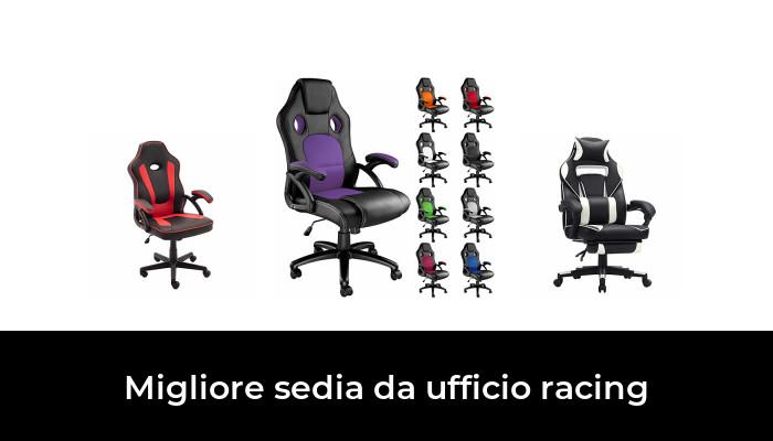 41 La migliore sedia da ufficio racing nel 2021 In base a ...
